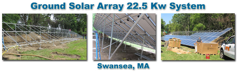 Ground Solar Array
