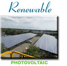 Solar Renewable Photovoltaic